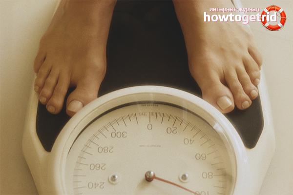 Как набрать вес за неделю