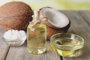 Как сделать кокосовое масло