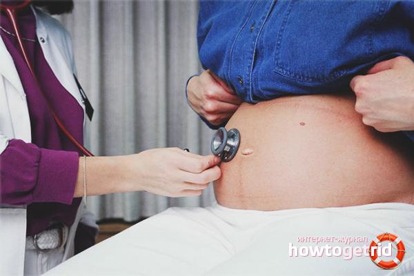 Как распознать замершую беременность на поздних сроках