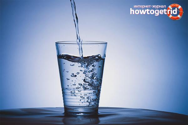 Как сделать живую воду
