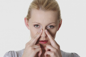 Как снять заложенность носа