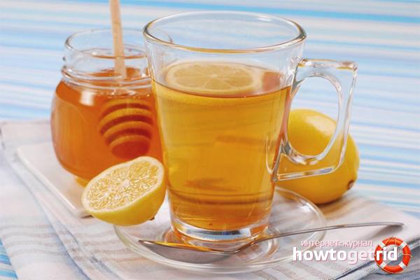 Медовуха с лимонным соком