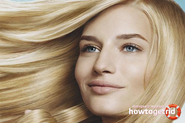 Можно ли обесцвечивать волосы повторно