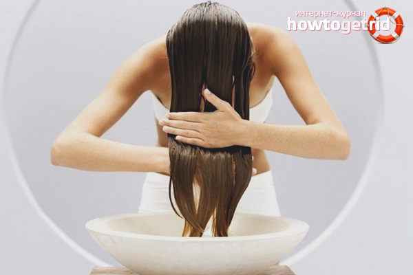Отвары для густоты волос