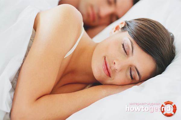 Сон для повышения концентрации внимания
