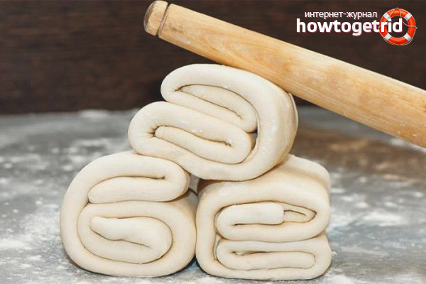 Как разморозить дрожжевое тесто