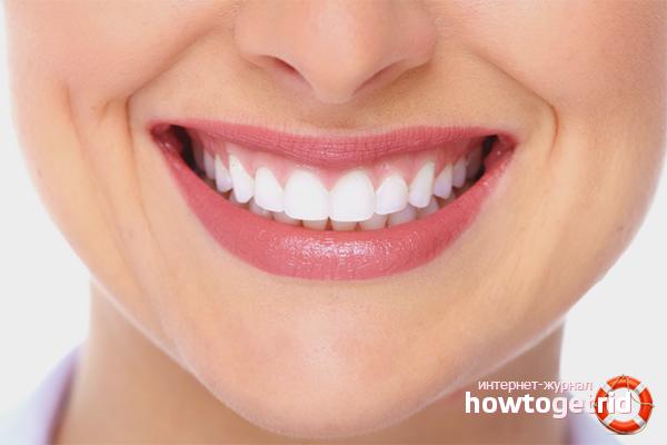 Как укрепить эмаль зубов