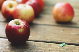Как заморозить яблоки на зиму