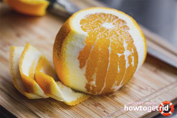 Апельсины для варенья