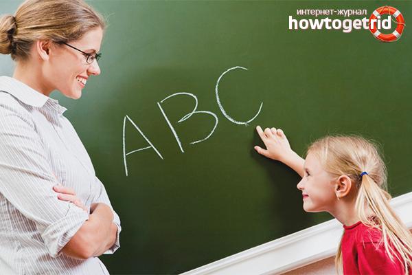 Как научить школьника английскому языку