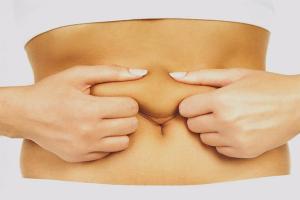 Как подтянуть кожу на животе после родов