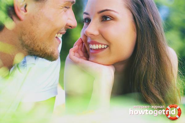 Как понять, что девушка влюблена в тебя