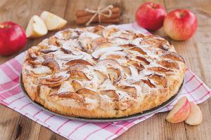 Как приготовить шарлотку с яблоками в духовке