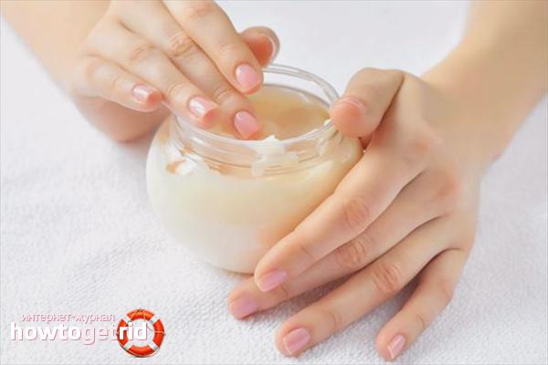 Как сделать крем для рук