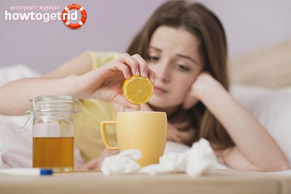 Народные средства для лечения больного горла
