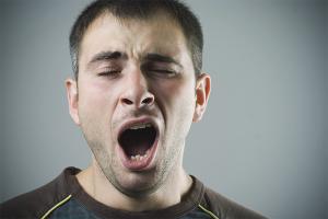 Как избавиться от зевоты