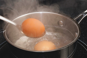 Как правильно варить яйца