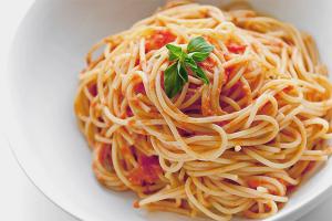 Как приготовить итальянскую пасту