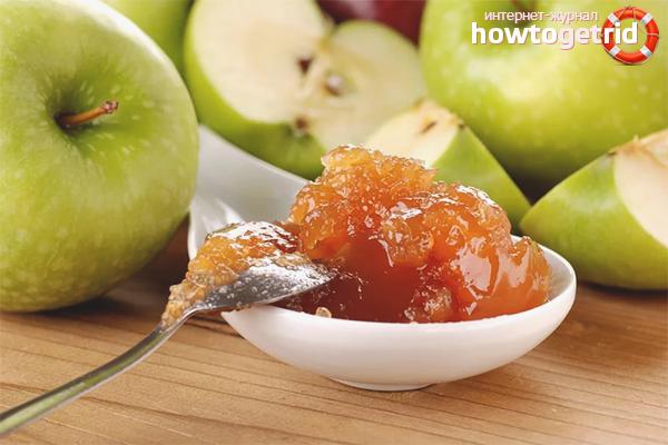 Как приготовить яблочное повидло