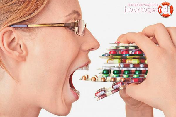 Как принимать антибиотики без вреда для здоровья