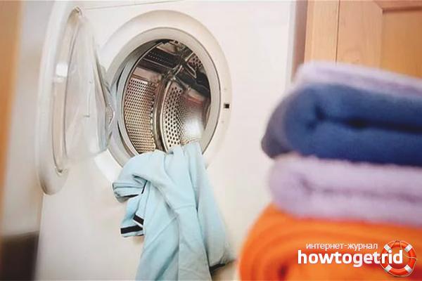 Как ухаживать за стиральной машиной автомат