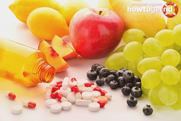 Витамины для кишечника