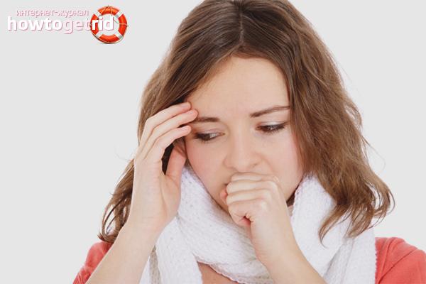 Как отличить сухой кашель от влажного