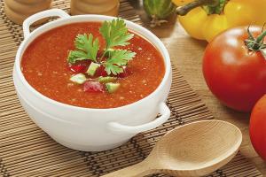 Как приготовить суп гаспачо