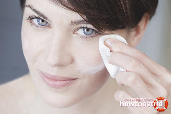 Как ухаживать за кожей лица после 30