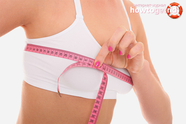 Как увеличить грудь с помощью йода