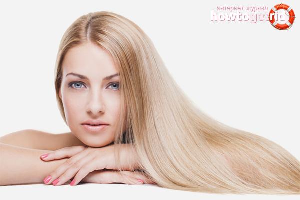 Как увеличить рост волос на голове