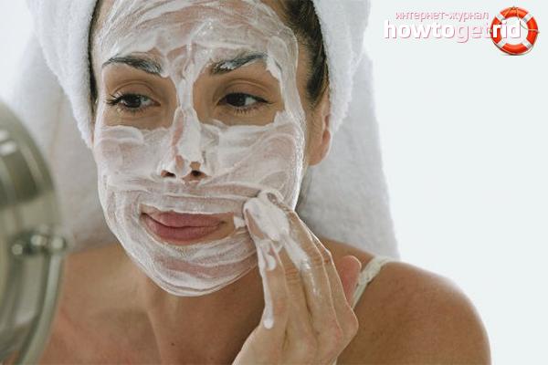 Маски для увлажнения жирной кожи лица
