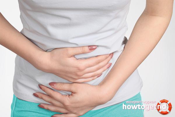 Повышенное газообразование в кишечнике