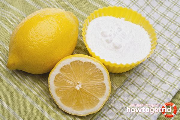 Рецепты с содой для похудения