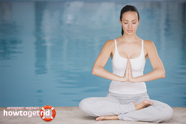 Релаксация для снятия стресса