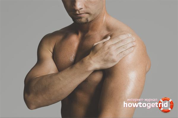Как не допустить появление мышечной боли