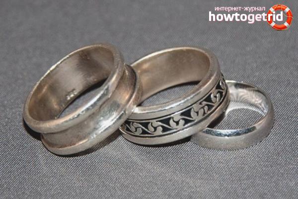 Как отличить серебро от подделки