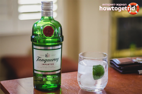 Как пить джин в разбавленном виде