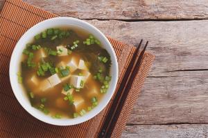 Как приготовить мисо суп