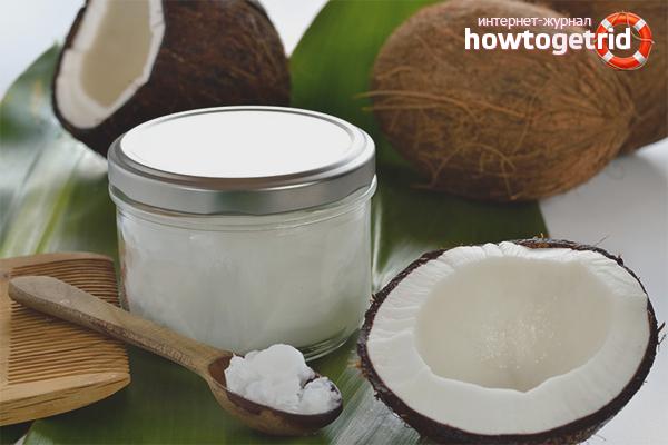 Как сделать кокосовое масло самостоятельно