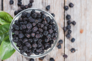 Как сушить черноплодную рябину