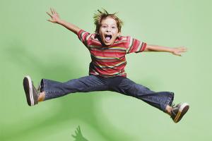 Как успокоить гиперактивного ребенка