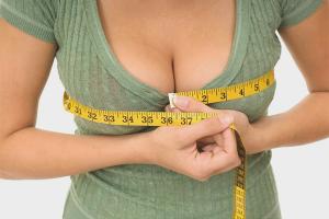 Как увеличить грудные железы