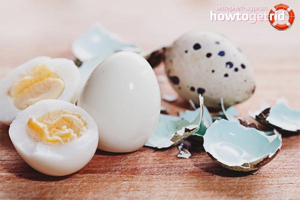 Перепелиные яйца для малышей от 3 до 7 лет