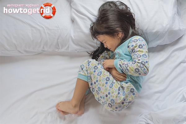 Что делать при подозрении на аппендицит у ребенка