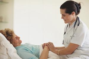 Как лечить пролежни у лежачего больного