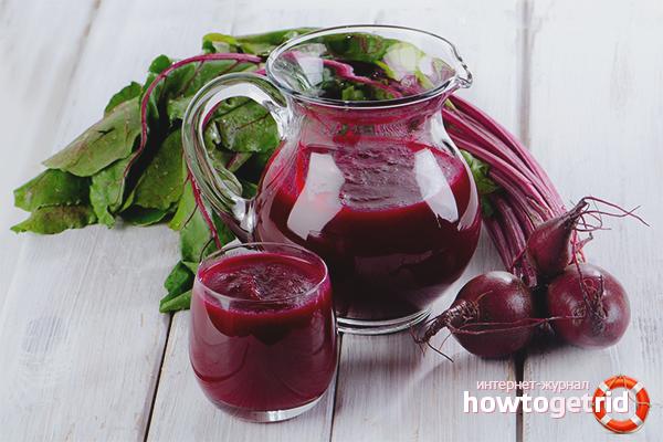 Как приготовить свекольный сок