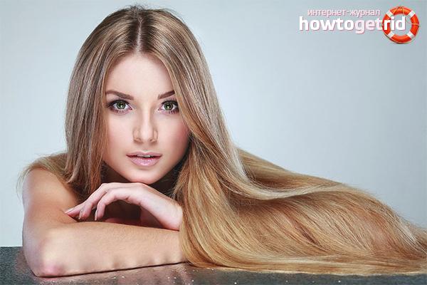 Маски для мягкости волос