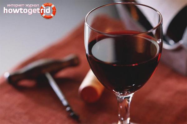 Выбор бокалов для подачи вина