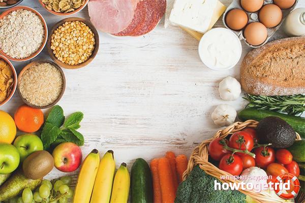 Как правильно питаться, чтобы быть здоровым